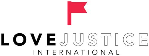 Love Justice logo