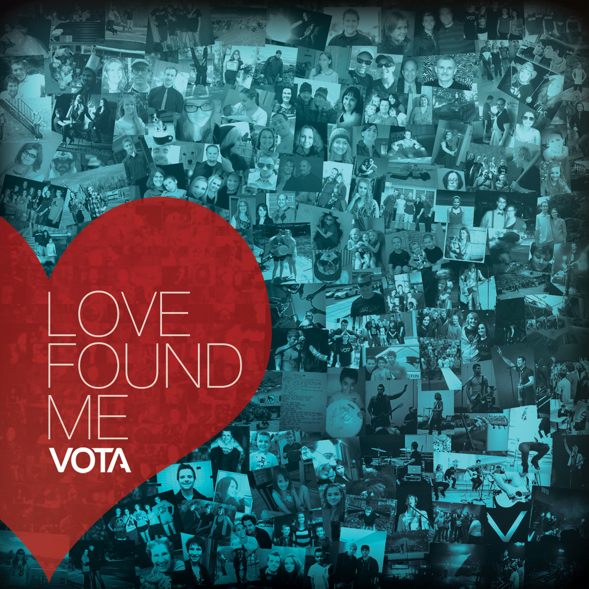 Love Found Me album cover